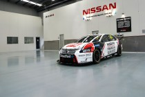Caruso gets new Nissan livery for Newcastle