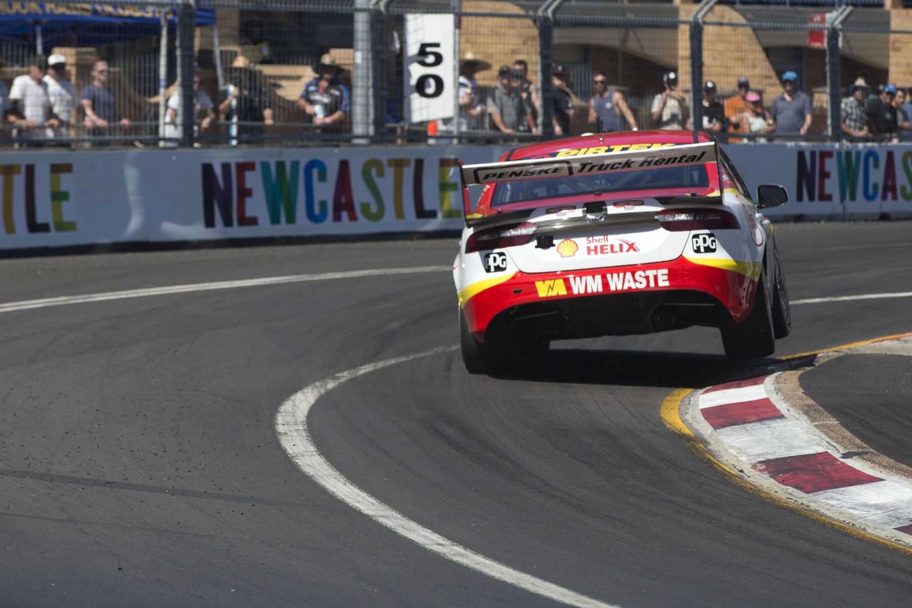 Penske looking beyond Ford as Mustang hopes fade | Supercars