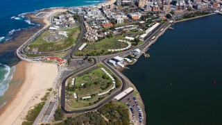 Supercars to race in Newcastle