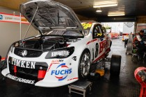 Overnight rebuilds leave 22-car Supercars field