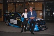 McLean's 'generous' Super2 hot lap auction