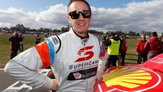 Murphy to drive Shell V-Power Mustangs