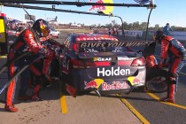 Whincup escapes penalty for refuelling breach