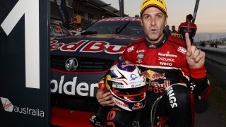 Whincup named most-dominant Australian athlete