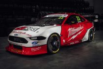 Milwaukee Mustang revealed ahead of test