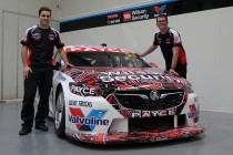 GRM unveils special indigenous livery