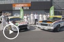 Winterbottom and Canto unveil tribute livery