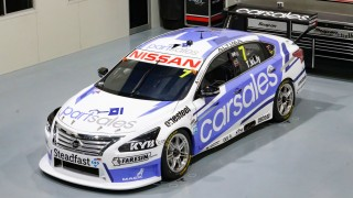 Todd Kelly reveals partsales livery