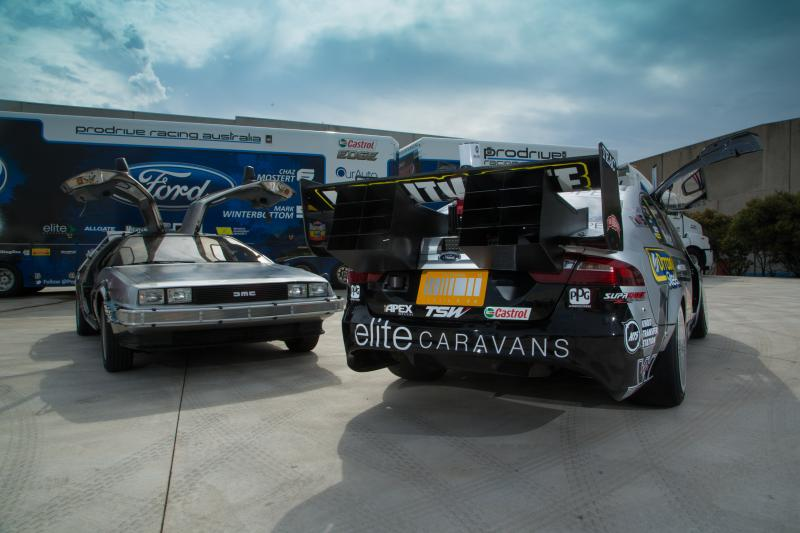 Pepsi-Max-Back-to-the-Future-V8-Supercar-Photos