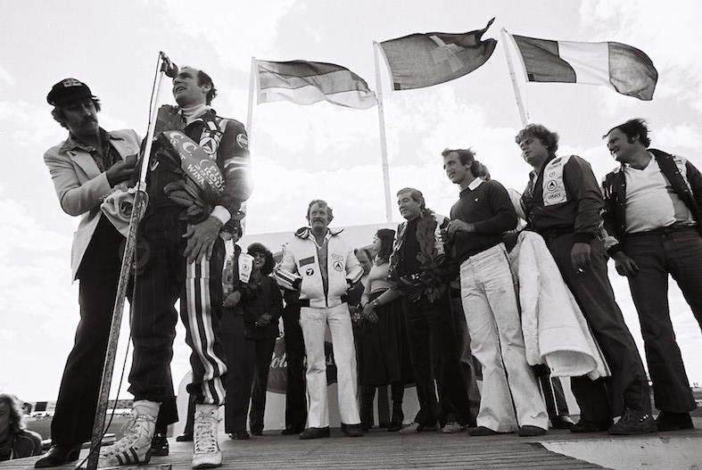 Podium AIR ATCC 1979 Ian Smith