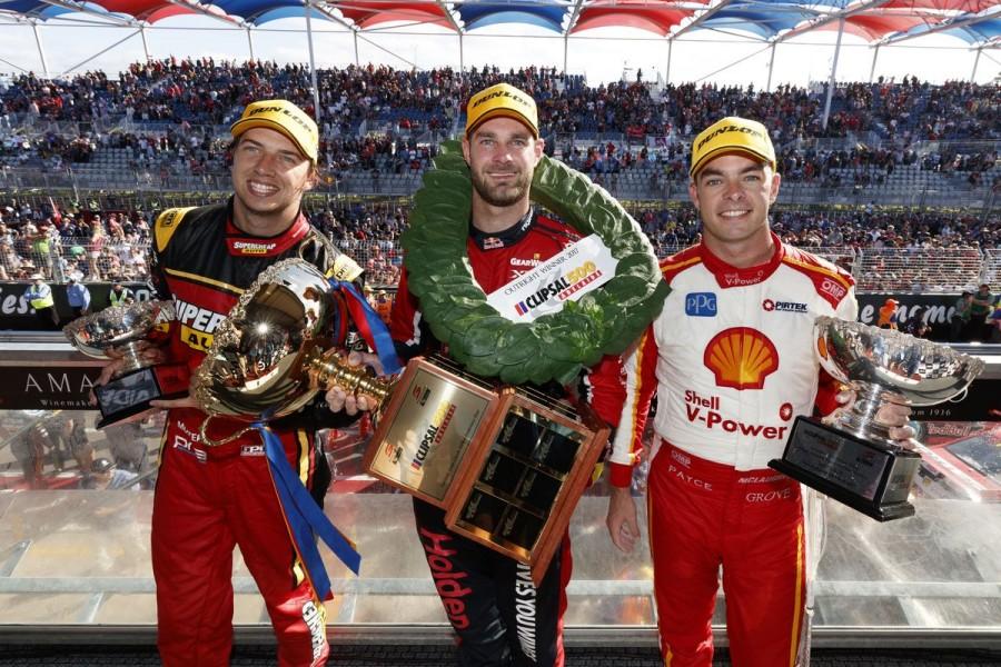 2017 Virgin Australia Supercars Championship