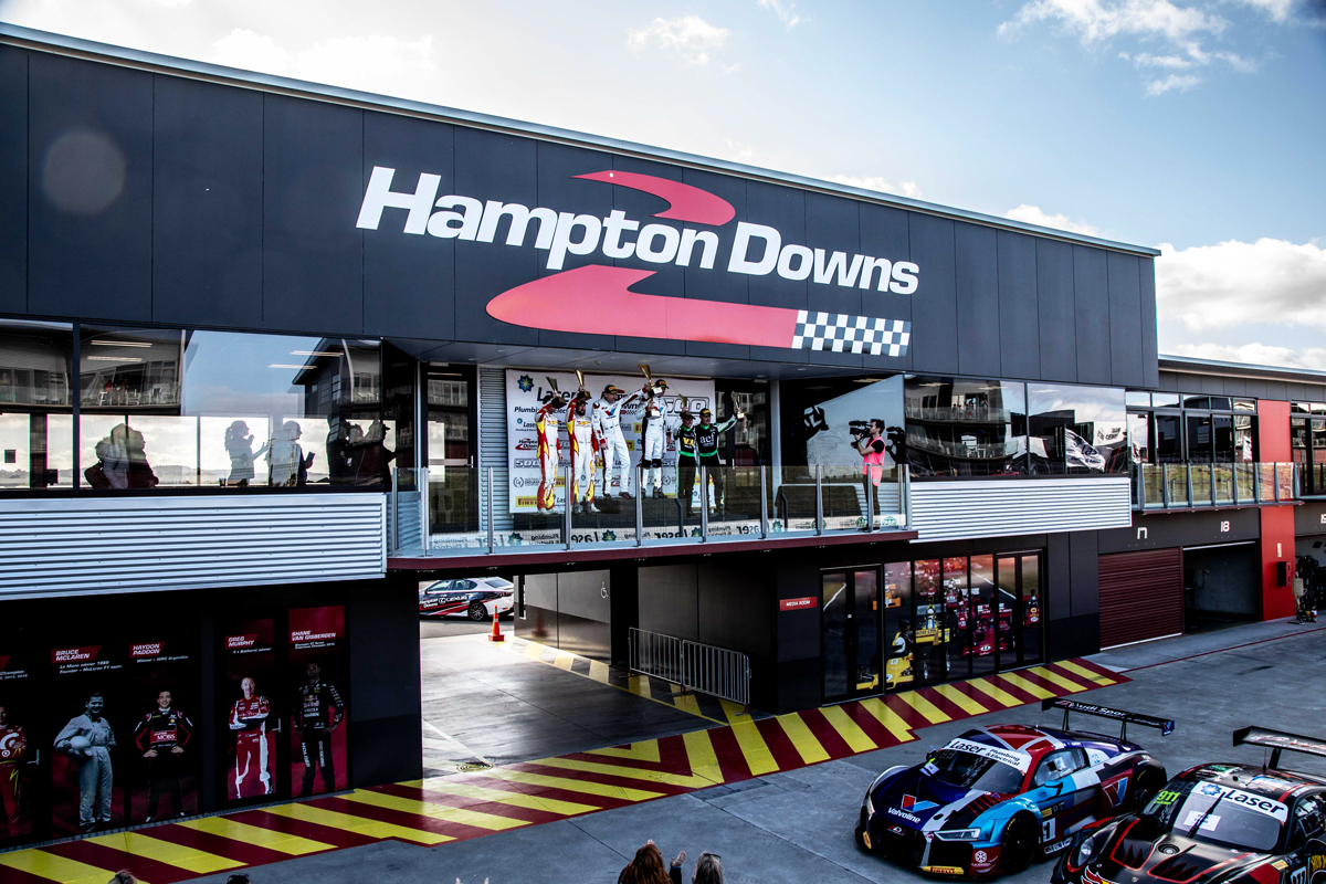Hampton Downs In For 2020 Calendar Supercars