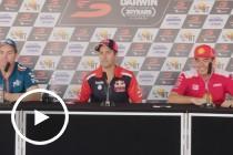 Friday Press Conference – 2017 CrownBet Darwin Triple Crown