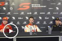 Friday Press Conference – 2017 Winton SuperSprint
