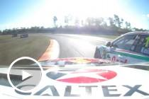 Onboard: Epic Darwin battle