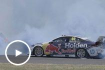 Lowndes helps Red Bull HRT launch 2019 livery