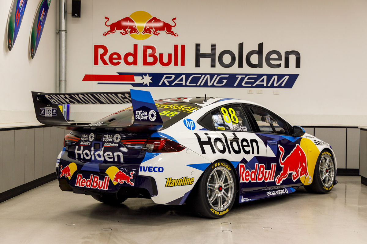 Whincup Plans To Announce Future Next Week Supercars