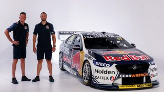 Triple Eight to learn from 'A-grade' Tander