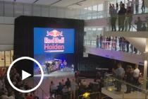 UNVEILED: The Red Bull Holden Racing Team