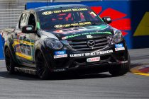 Harris beats Alexander in SuperUtes Race 1
