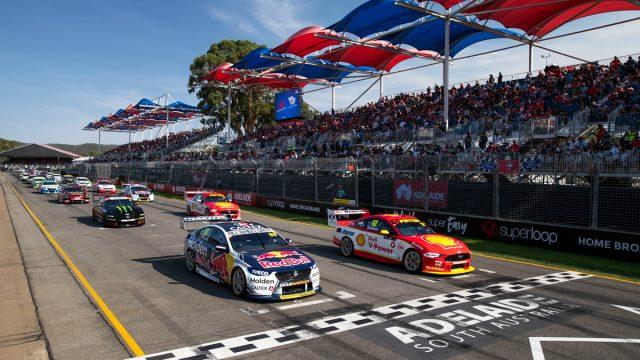 February start for 2020 Supercars season