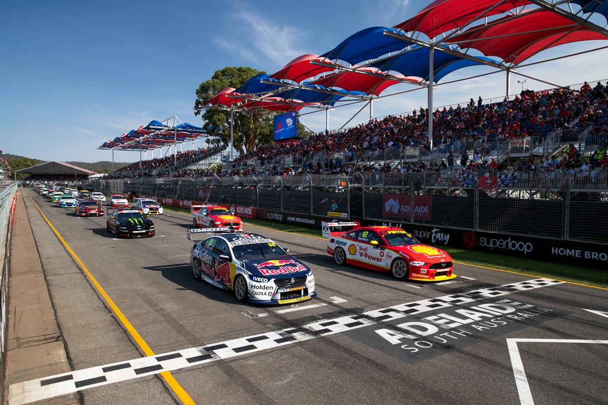 Super Car Racing >> Minimum 24 Car Grid Expected For 2020 Supercars
