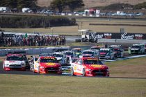 Supercars makes Mustang aero changes