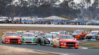 Winton Supercars schedule revealed
