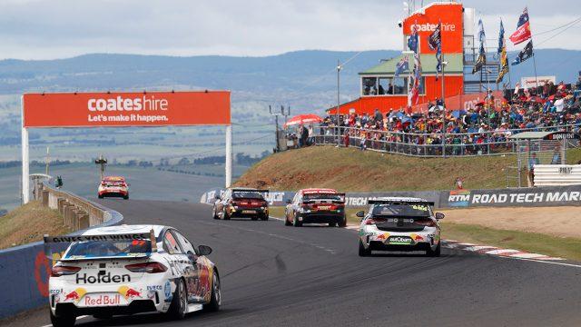 Bathurst debut for in-car warning lights