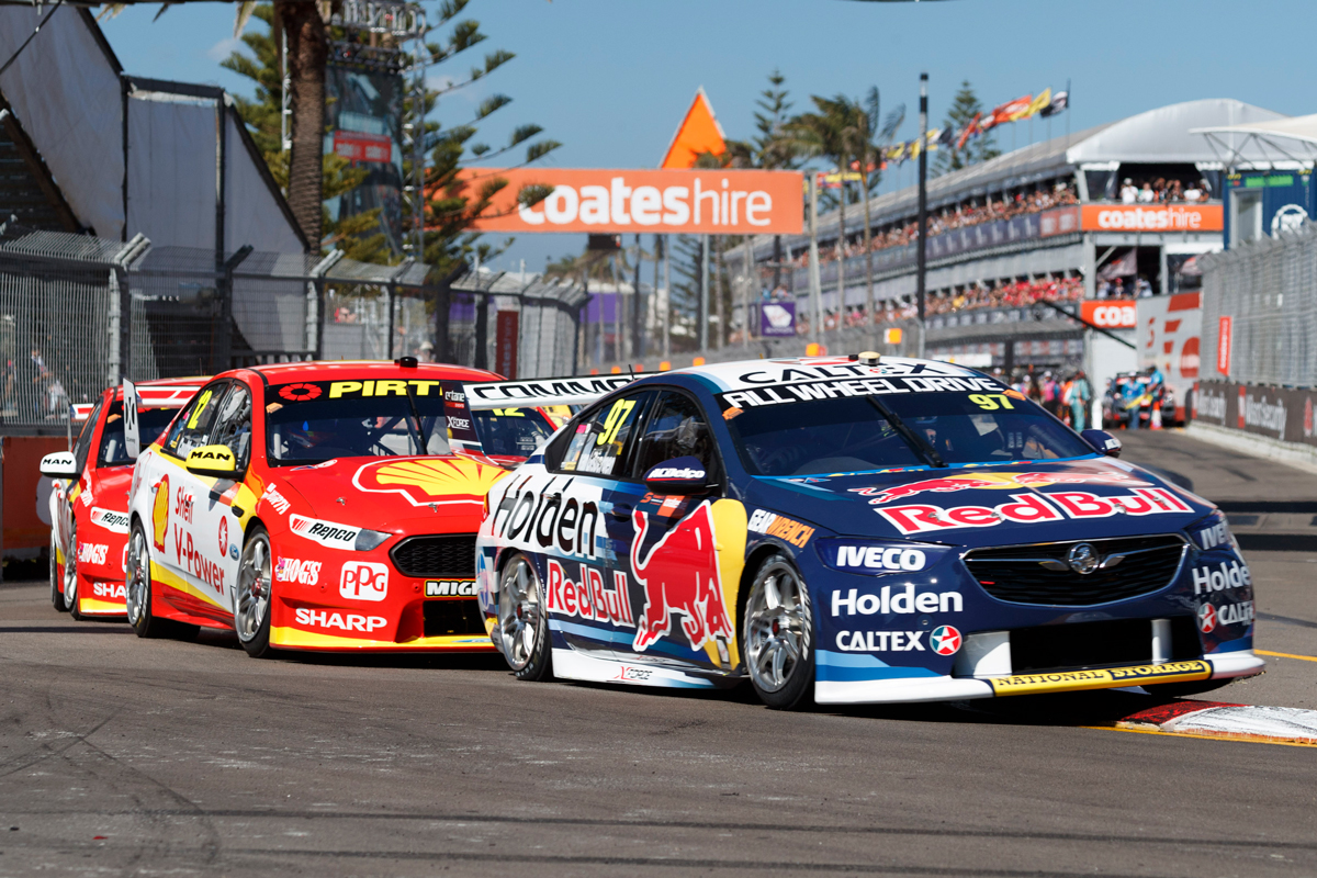 Supercars bans twin-spring dampers | Supercars