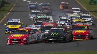 Supercars completes centre-of-gravity test