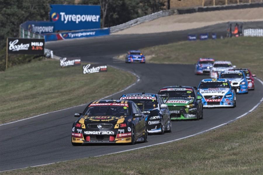 during the Tyrepower Tasmania SuperSprint, in Launceston, Australia, April 03, 2016.