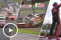 Highlights – Race 23 2017 ITM Auckland SuperSprint
