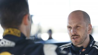 Driving future unclear for Dumbrell