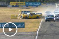 Wild start to Touring Car Masters race