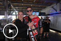 Trackside: Mostert delivered to new home