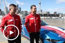 Coulthard and McLaughlin excited for NZ homecoming