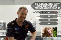 How well do you know? New dad David Reynolds on babies