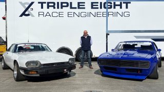 Triple Eight boss to compete at Townsville