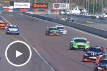 Rullo's near miss with Tander