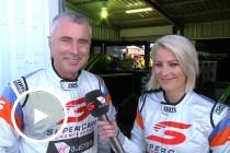 Rusty and Riana wrap Winton
