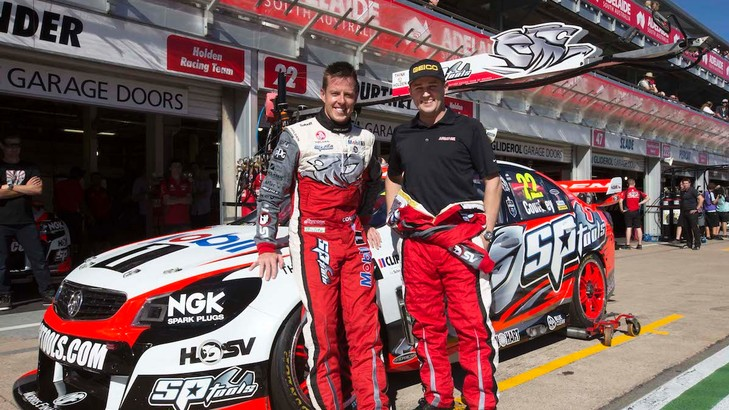 Adelaide's Fastest has V8 Supercars Hot Lap | Supercars
