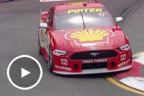Highlights: Practice 1 Coates Hire Newcastle 500
