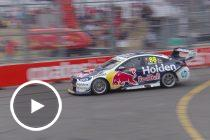 Whincup's costly late-race mistake