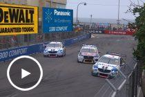 Charging Pye overtakes Whincup