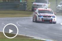 Shane van Gisbergen's super save