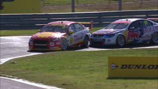 Van Gisbergen slams 'stupid' penalty