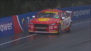 Waters/Stanaway lead, McLaughlin out at halfway