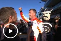 McLaughlin speaks after stunning Bathurst lap