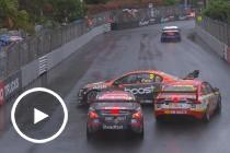 Coulthard strikes trouble with Percat